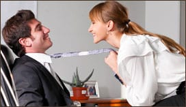 Date a Coworker? Office Dating